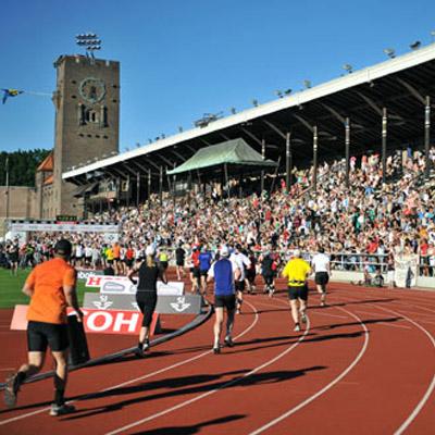 Marathon de Stockholm