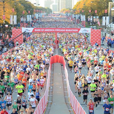 Marathon Chicago